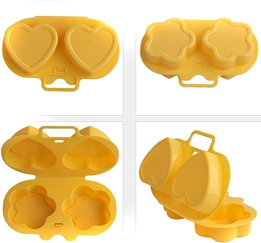 Horno microondas escalfador de huevos para cocinar al vapor Cocina ...