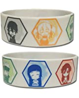 Sword Art Online Men's Characters Anime Wristband
