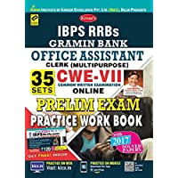 Kiran's IBPS RRBS Gramin Bank Office Assistant Clerk CWE VII Preliminary Exam Practice Work Book English - 2231