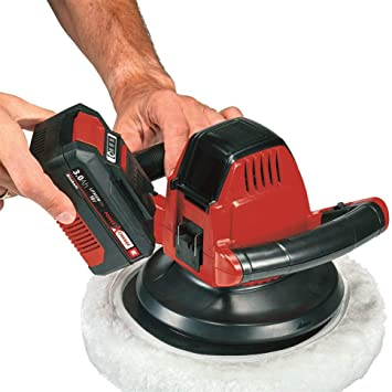Einhell CE-CB 18/254 Polishers & Buffers product image 3