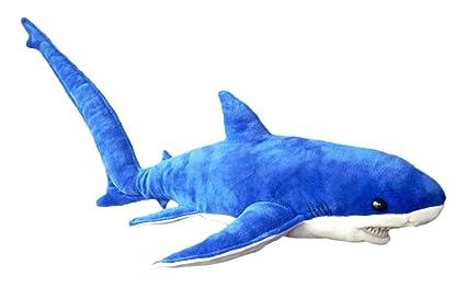 Amazon Com Adore 28 Tails The Thresher Shark Stuffed Animal Plush