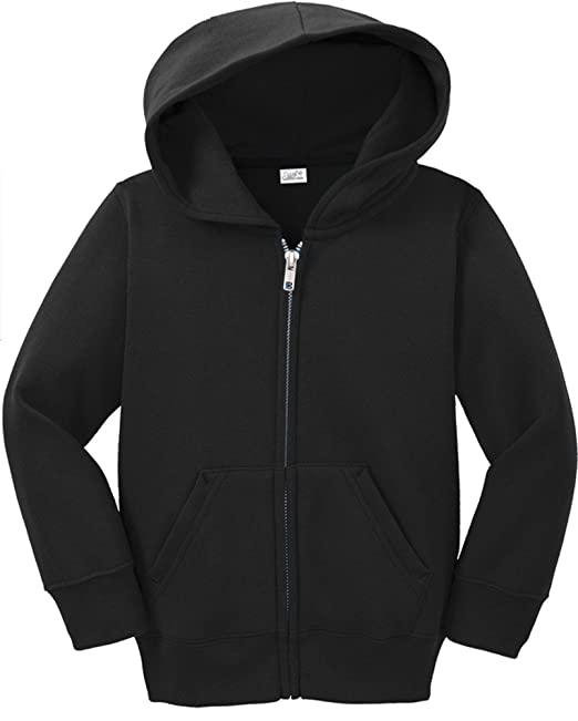 05bb76e91 Toddler Full Zip Hoodies - Soft and Cozy Hooded Sweatshirts