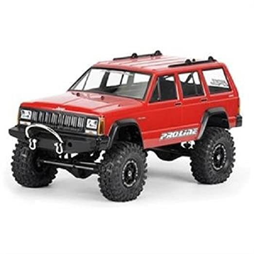 Proline 332100 1992 Jeep Cherokee Clear Body
