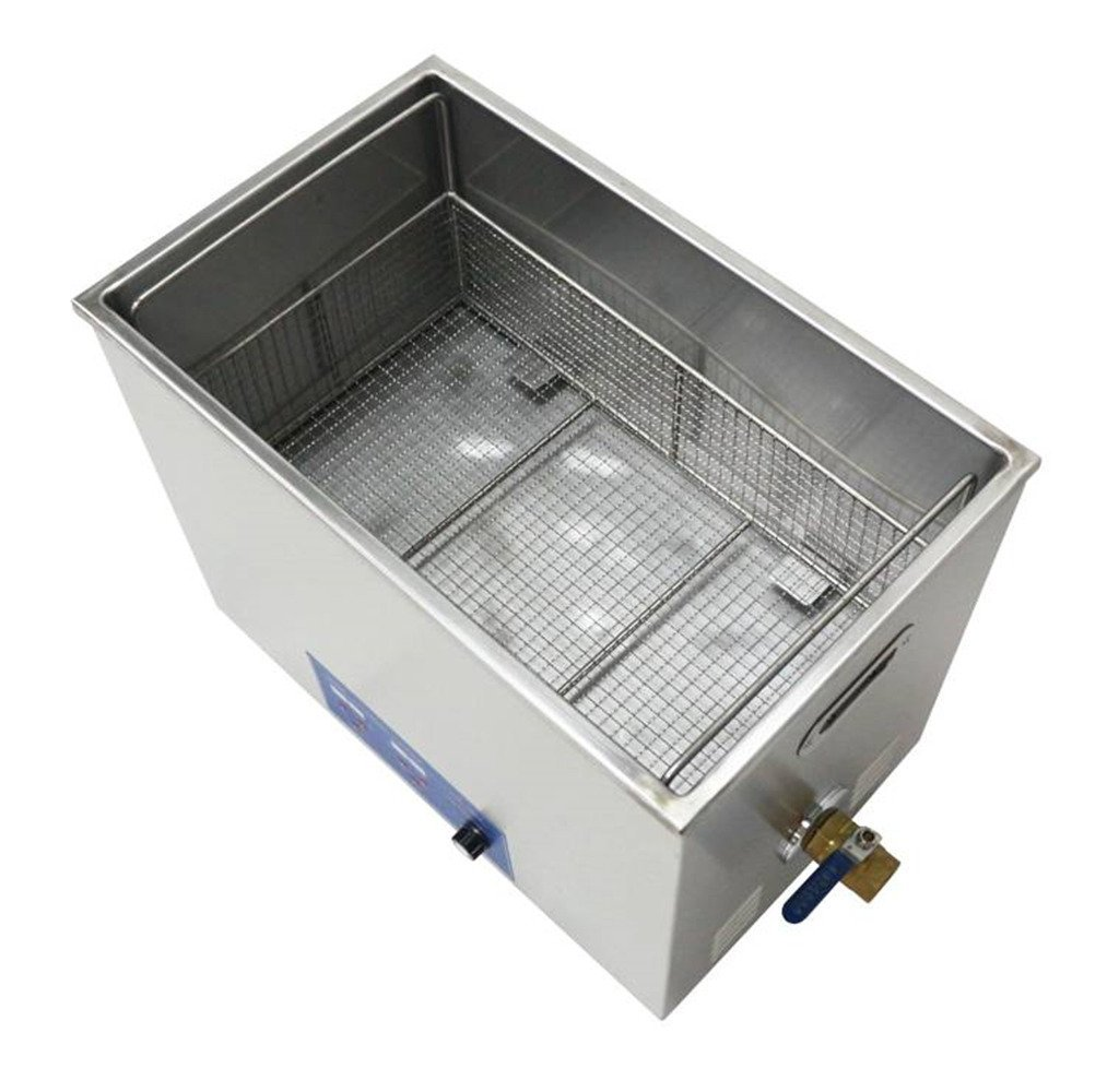 80KHZ High Frequency Ultrasonic Cleaner 130L Industrial Jewelry Cleaning Polishing Machine by YUCHENGTECH (Image #5)