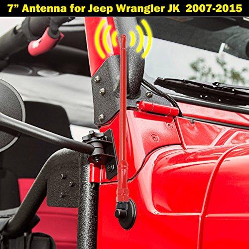 for Jeep Wrangler JK & Unlimited 2/4 door 2007-2015 - 7