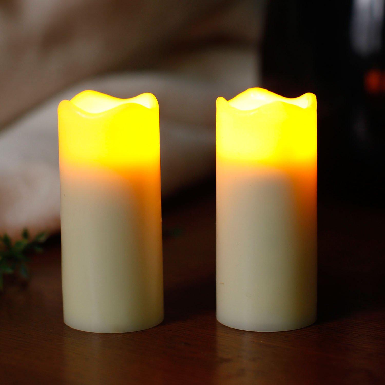 61cUIeQMN4L._SL1500_ Stilvolle Warum Flackern Kerzen Im Glas Dekorationen