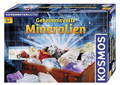 Kosmos 633059 - Geheimnisvolle Mineralien Experiment
