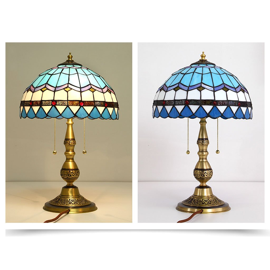 Europäische Kupfer Schlafzimmer Nachttischlampe neo-klassischen Luxus retro warme warme warme Hochzeit Hochzeit Hause reinem Kupfer Tischlampe B07FQLBD23 | Vogue  fa70f8