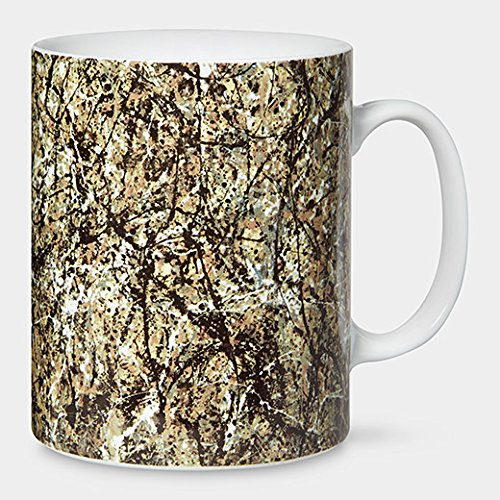 Jackson Pollock Mug