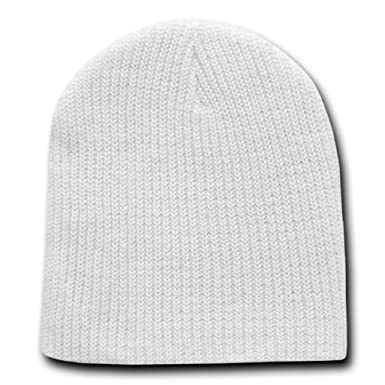e4a3f424496bfb Image Unavailable. Image not available for. Color: Decky (12 Pack) 8 Inch  Short Knit Watch Cap Beanie (One Size,