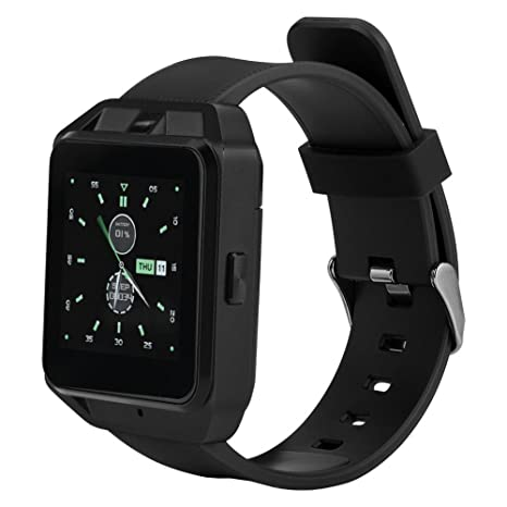 Amazon.com: Wal Cámara Frontal Smartwatch 4G WiFi Smart ...