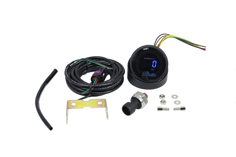 Hornblasters 220 PSI Digital Air Gauge
