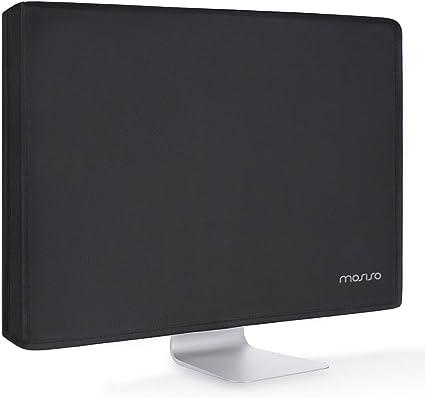 MOSISO Monitor Polvo Funda 19,19.5,20,20.5,21 Pulgadas Panel de LCD/LED/HD Antiestático Pantalla de Protectora Compatible con 19-21 Pulgadas iMac,PC,Computadora de Escritorio y TV, Espacio Gris: Amazon.es: Electrónica