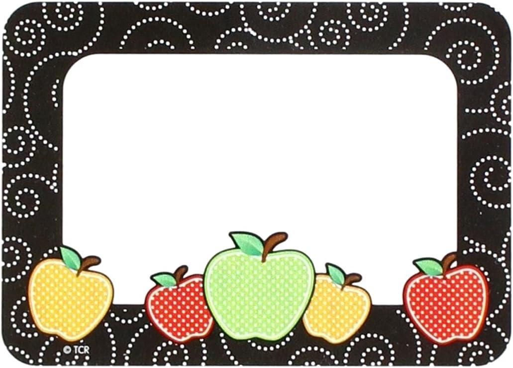 Apples Name Tags Carson Dellosa CD-150000