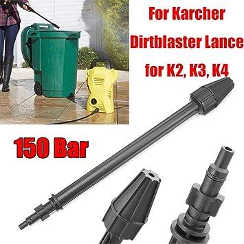 Dirt Blaster 150 bar Lance Turbo Nozzle For Karcher K2//K3//K4//K5 Pressure Wash UK