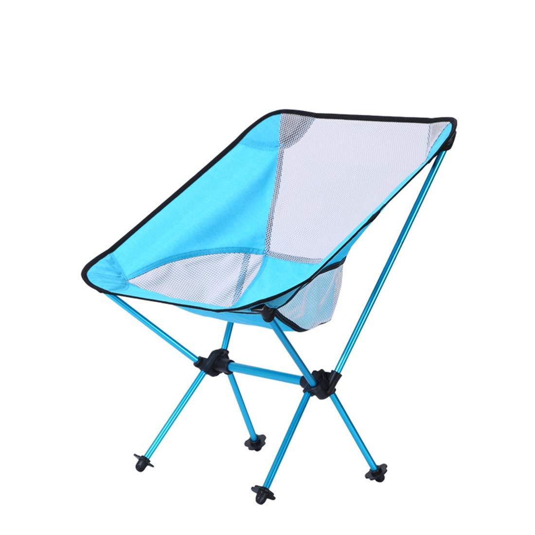 FUBULECY Gartenstuhl Klappstuhl Moon Stuhl Mobiler Stuhl Freizeitstuhl Ultraleicht Praktisch zum Tragen