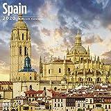 Spain Wall Calendar 2020