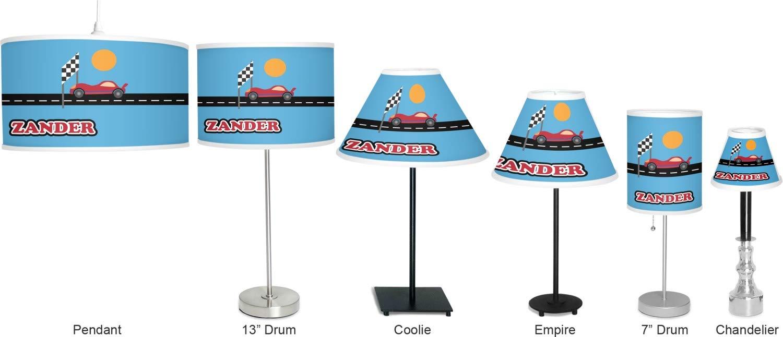 Amazon.com: Coche de carreras Coolie lámpara de techo ...