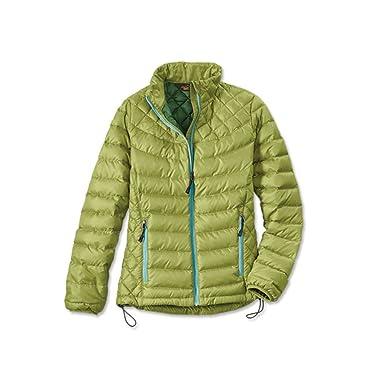 c5b08a906 Orvis Women's Targhee Lightweight Down Jacket X Small Lime: Amazon ...