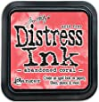 Ranger Tim Holtz February Distress Ink Pad, Abandoned Coral