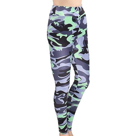 Pantalones Yoga Mujeres, ❤️Xinantime Pantalones atléticos ...