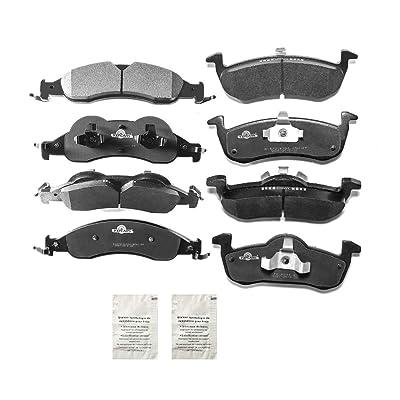 Rear Ceramic Brake Pads for 2003-2006 Expedition Lincoln Navigator ...