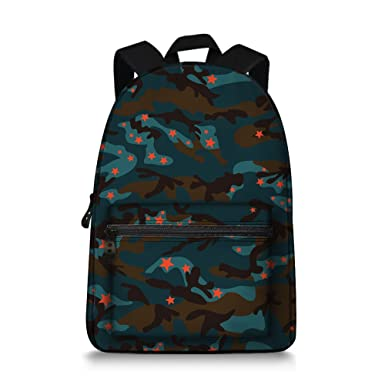 Amazon.com   US Army Camo School Bag Rucksack Backpack   Kids  Backpacks d9627bccfa