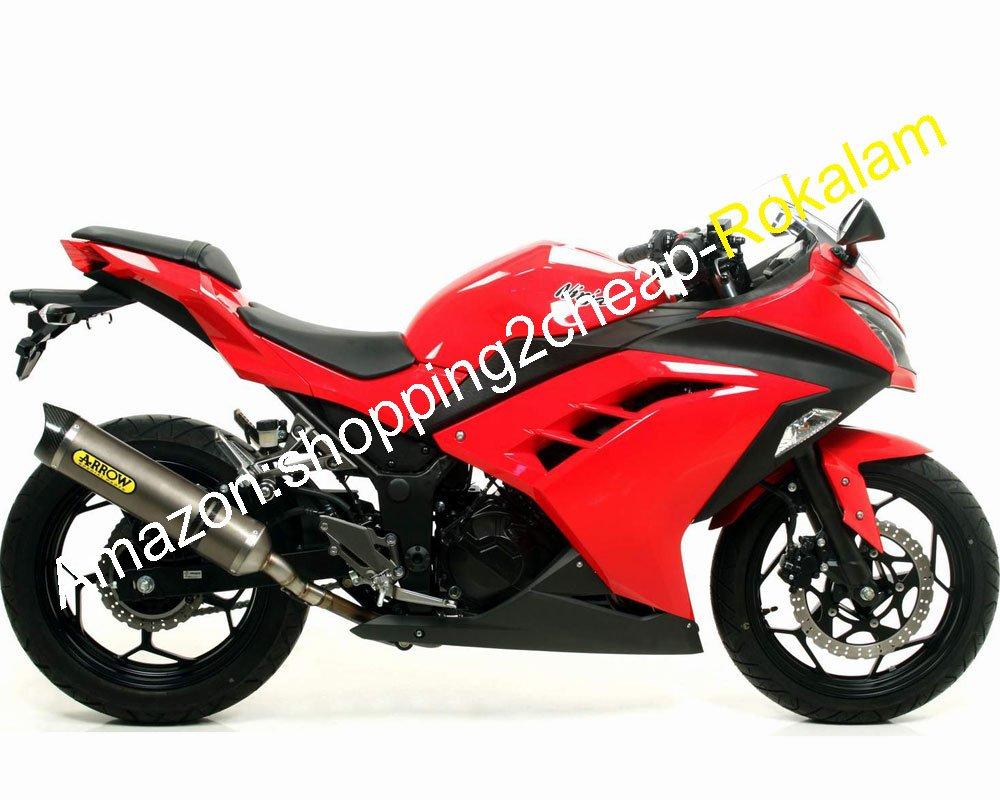 Ninja EX300 13 - 16 ajuste para carenado Kawasaki EX300R ...