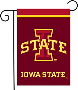 "Briarwood Lane Iowa State Cyclones Garden Flag NCAA Licensed 12.5"" x 18"""