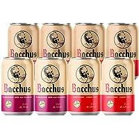 Cerveza Belga con cereza y frambuesa 8 pack mixto