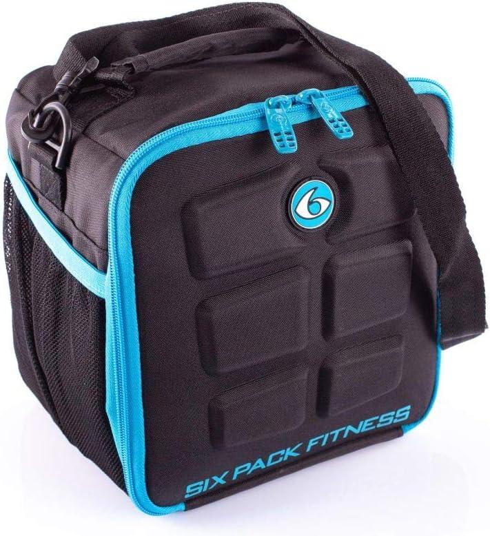 6 Pack Fitness Cube comida gestión bolsa de deporte bolsa de ...