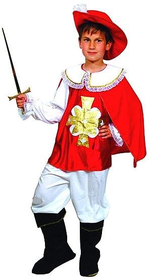 Atosa-69125 Disfraz Mosquetero, 7 a 9 años (69125): Amazon.es ...