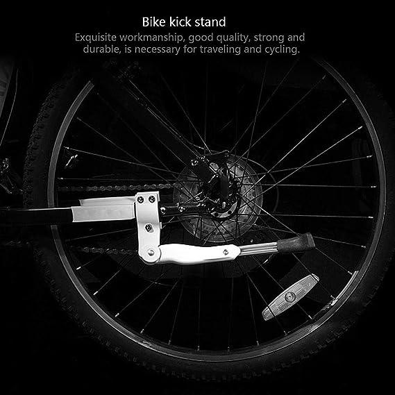 Adjustable Bicycle Kickstand Mountain Bike Aluminum Side Kick Stand Support BW7