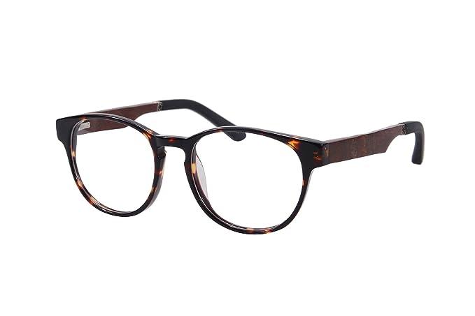 29d0eeb890c SHINU Customized Shortsighted Polarized Sunglasses Myopia Eyewear with  Acetate Frame and Wood Temple-ZF110