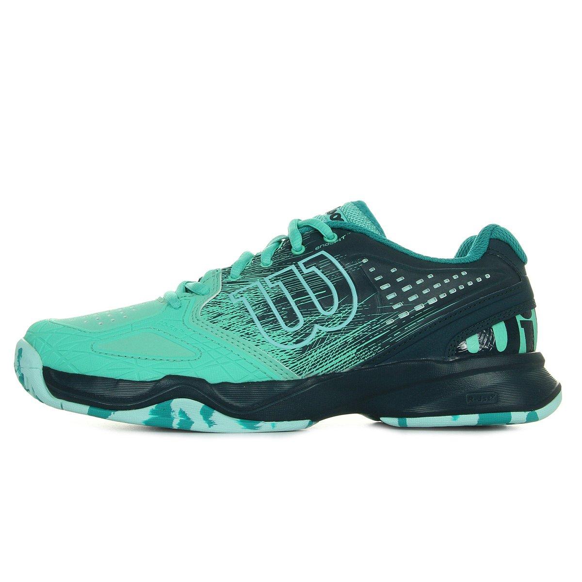 Wilson Kaos Comp W, Zapatillas de Tenis para Mujer: Amazon.es: Zapatos y complementos