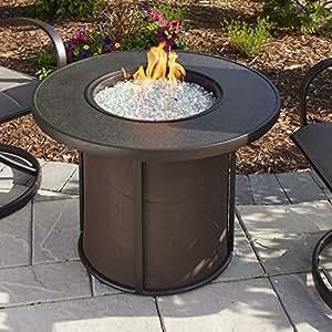 Amazon Com Outdoor Greatroom Stonefire 32 In Round Fire