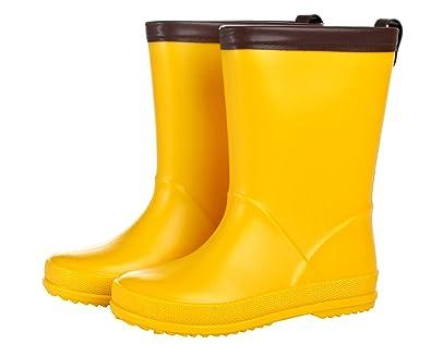 13692a29ad01e snofiy レインブーツ キッズ 長靴 子供 女の子 男の子 雨靴 シンプル 防水 梅雨対策 滑り止め レイン