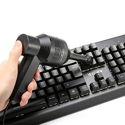 Thanblue USB Limpiador de teclado, juego de limpieza de polvo ...
