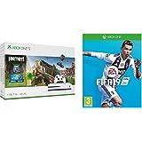 Xbox One S 1TB Fortnite console w/ Eon Cosmetic set & 2000 V-Bucks + FIFA19