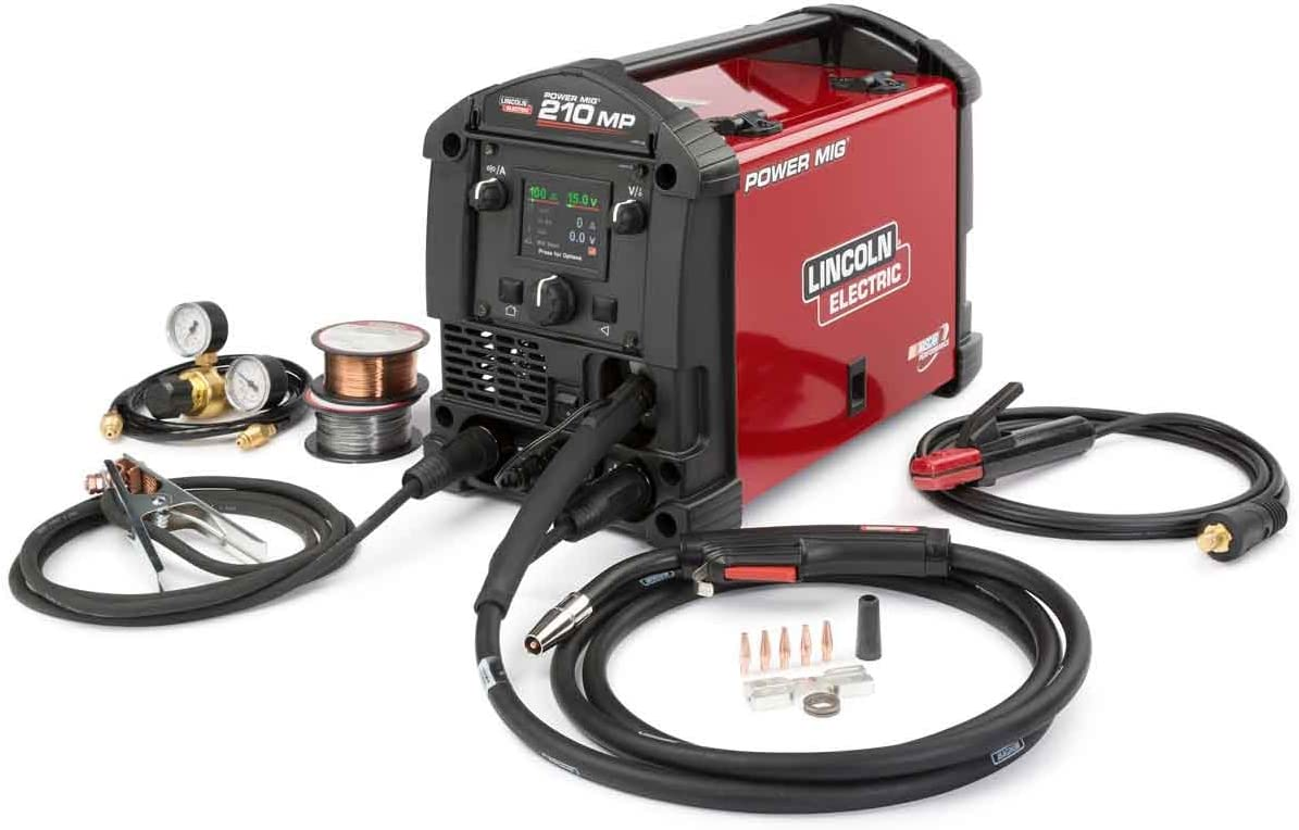 Lincoln Electric PowerMIG 210