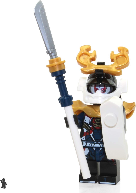 LEGO Ninjago Minifigure - Samurai X - Sons of Garmadon (Limited Edition) Foil Pack