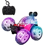 Kids Radio Remote Control Car 360 Degree Car with Flashing Lights and Music (The best gift for kids)