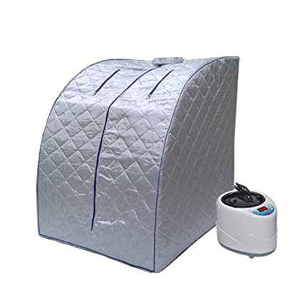 Amazon.com: hukoer Sauna vapor hogar hinchable Sauna ...