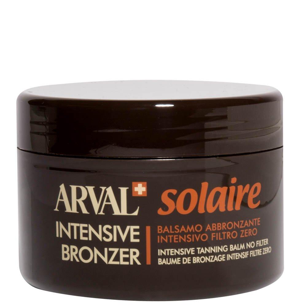 Arval Intensif Bronzer Balsamo Abbronzante Intensivo Filtro Zero - 150 ml Arval Srl 8025935113078