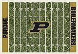 NCAA Home Field Rug - Purdue Boilermakers, 7'8'' x 10'9''