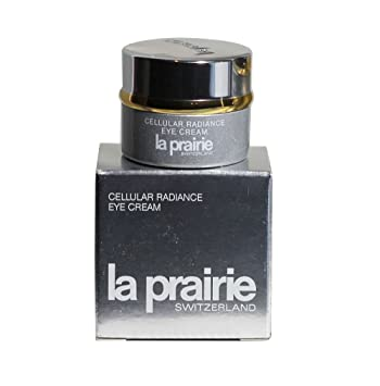 4 Pack - La Prairie Cellular Radiance Eye Cream 0.5 oz Clarins - Sunscreen for Face Wrinkle Control Cream Broad Spectrum SPF 30 -75ml/2.6oz