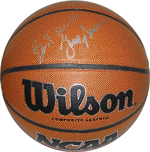 Geno Auriemma Signed / Autographed Official Connecticut Huskies Composite Basketball - JSA Certified ()