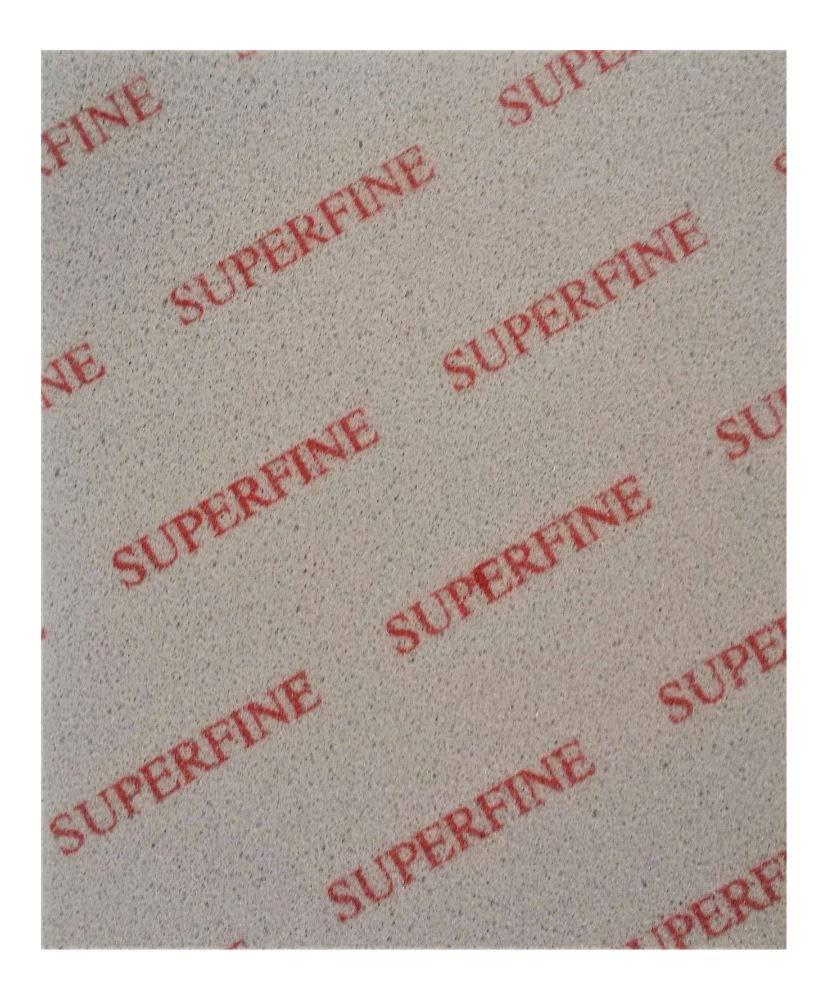 20pc Super Fine Medium Softback Sanding Sponge Detailing Abrasive