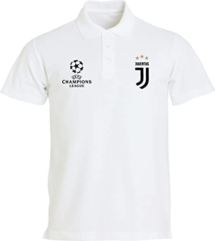 Clique FC Juventus Polo Adulto Personalizada Made in Italy ...