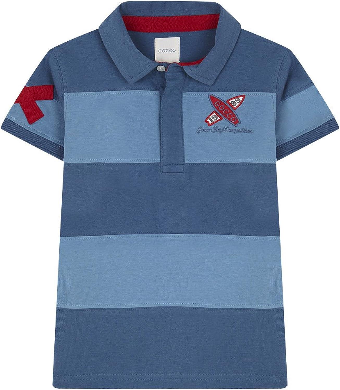 Gocco S82RNCCA701 Polo, Azul (Azul Nuevo), 10 años para Niños ...